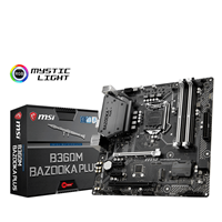 Mainboard B360M BAZOOKA PLUS MSI