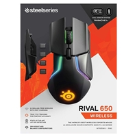 Chuột Rival 650 Wireless